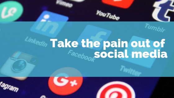Take The Pain Out Of Social Media